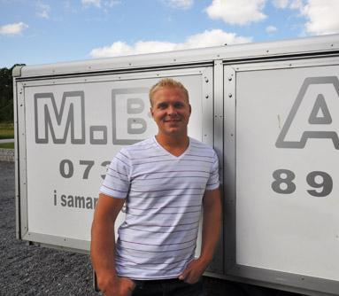 MBAS Morgan Isaksson