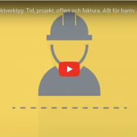 Film om Struqturs projektverktyg för byggbranschen