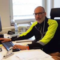 Mats Hedlund på Exakt Bygg och Bemanning