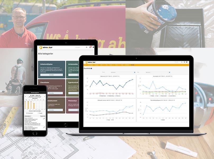 Projektverktyget för byggbranschen