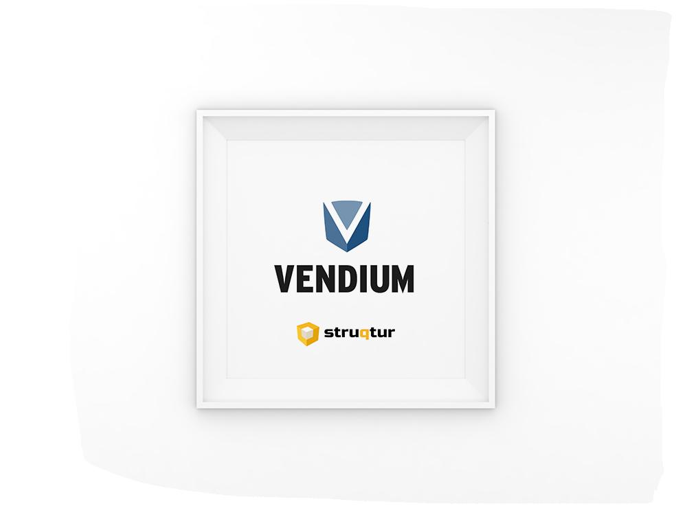 Vendium tillhandahåller Struqtur för byggbranschen