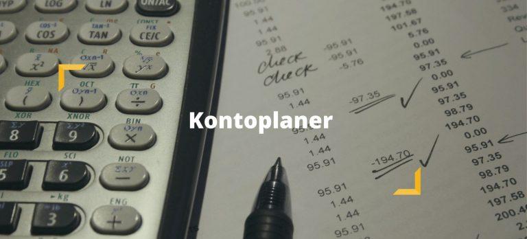 Kontoplaner - Struqtur / Fortnox