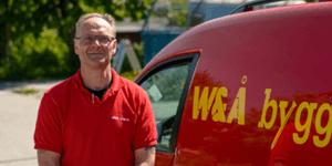 W & Å Bygg - Bo Weber